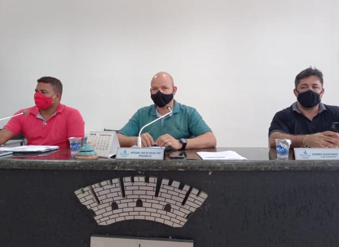 Câmara de Vereadores se reúne com secretária de Educação do município